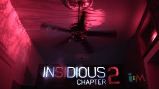 Insidious Chapter 2 Fan Experience At San Diego Comic-Con