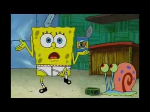 Spongebob Eating Snail Food Episode