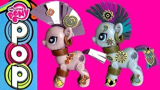 My Little Pony Pop Zecora Style Kit Build Your Ponies Snap