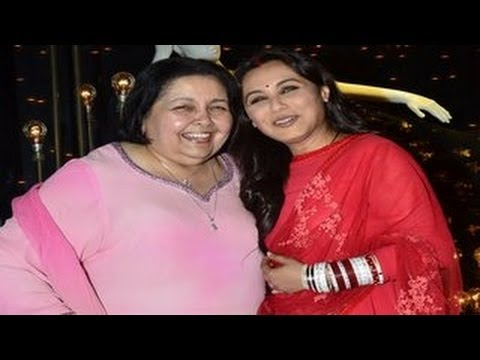 Rani Mukherjee FIRST SHOCKING APPEARANCE after WEDDING