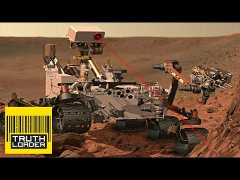 Curiosity finds life-friendly lakebed on Mars - Truthloader