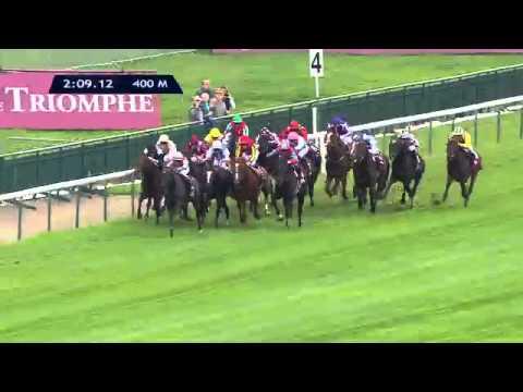 Vidéo de la course PMU QATAR PRIX DE L'ARC DE TRIOMPHE