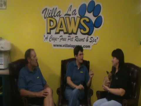 Strategic Partnership: Villa La PAWS & Pampered Pets and Plants