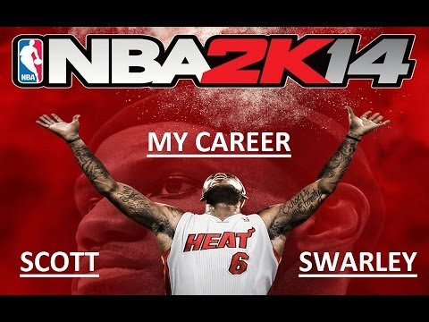 NBA 2K14 Xbox One | My Career | Portland Trail Blazers vs Indiana Pacers