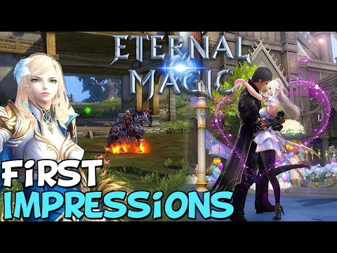 """Eternal Magic First Impressions """"Is It Worth Playing?"""""""