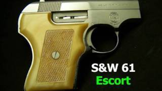 S&W Model 61 Escort 22LR Pistol Review