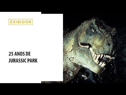 25 anos de Jurassic Park