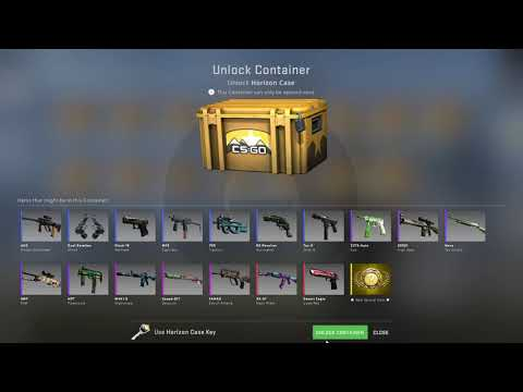 CS:GO CASE OPENING (RED ALERT!!!)