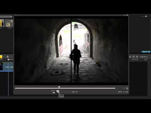 Video Editing with Corel VideoStudio X5