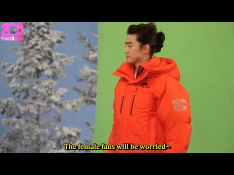 [TIME2SUB] 2PM NEPA 2012 F/W CF Filming (eng subs)