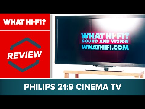 Philips 21:9 Cinema TV review