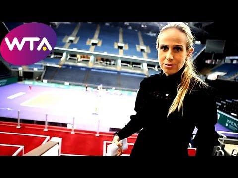 Ipek Senoglu's Preview to the TEB BNP Paribas WTA Championships!!