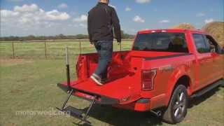 MotorWeek Road Test: 2015 Ford F150