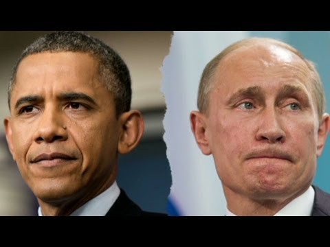 Obama and Putin: They're just different