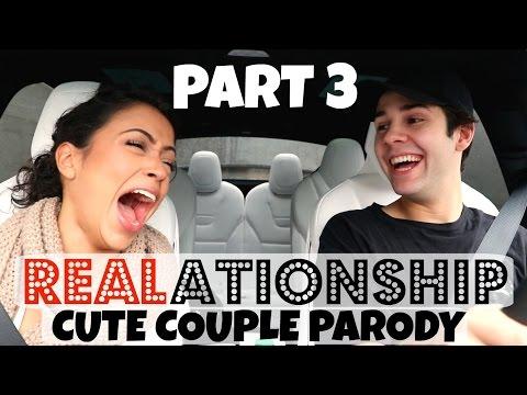 (REAL)ATIONSHIPS PART 3: CUTE COUPLE PARODY ft. David Dobrik