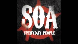 Everyday People The Forest Rangers & Katey Sagal ( Sons