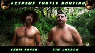 Extreme Turtle Hunting