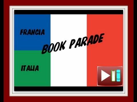 Book Parade: Classifica Italiana e nuove pubblicazioni in Francia!