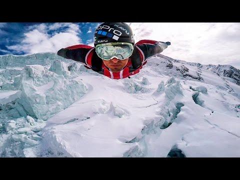 GoPro: Best Wingsuit Flight of Marshall Miller's Life