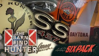Greatest barn find collection known to man | Barn Find Hunter - Ep. 46