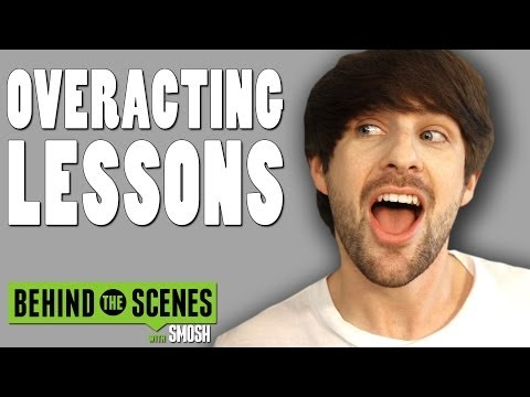 Smosh vs Zombies BEHIND THE SCENES!
