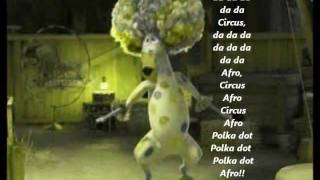 Afro Circus Madagascar 3 With Lyrics