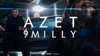 AZET - 9 MILLY (prod. by DJ A-BOOM)