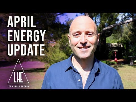 April 2020 ENERGY UPDATE