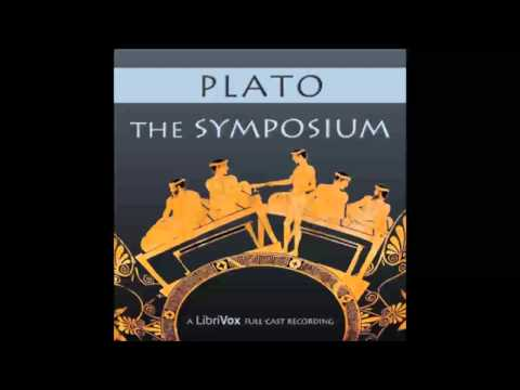 The Symposium by PLATO  (FULL Audiobook)