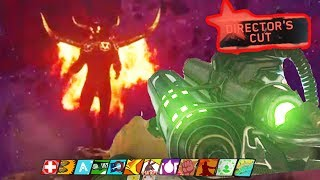 IW ZOMBIES SUPER EASTER EGG ENDING BOSS FIGHT: THE BEAST FROM BEYOND EASTER EGG ENDING GAMEPLAY!