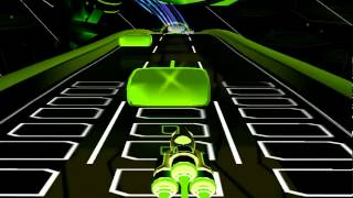 Audiosurf: Doctor Who Theme Transdimensional Mix By