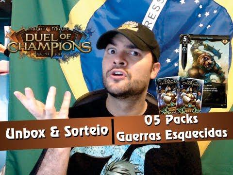 Duel of Champions: Unbox Guerras Esquecidas
