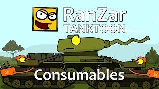 Tanktoon - Opravy