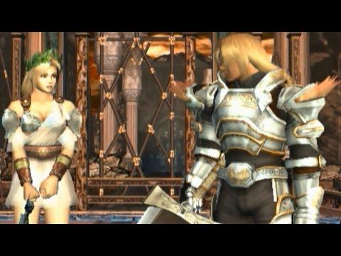 Soul Calibur III - Sophitia & Siegfried with Xianghua's No-Input Ending