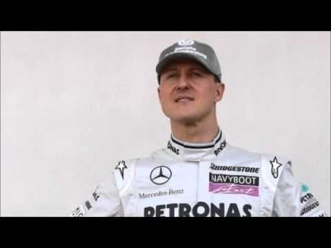 Michael Schumacher Fights For His Life