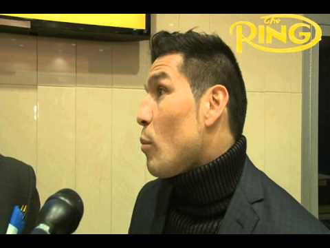 "Sergio Martinez: ""My injuries are the reason Miguel Cotto wanted the fight"""