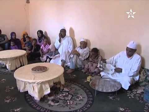 في ضيافة محمد قرطاوي رئيس فرقة الركبة بزاكورة
