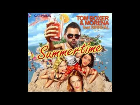 Morena & Tom Boxer - Summertime (feat. Sirreal) [Official Single]
