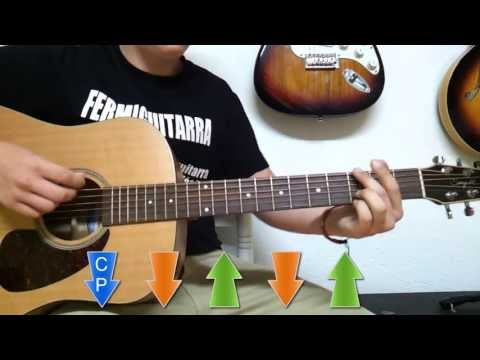 Como Tocar Wake Me Up de Avicii - Tutorial HD - FermiGuitarra