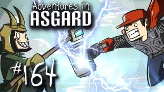 "Adventures in Asgard w/ Nova & Kootra - Ep. 164 ""The Throne Room"" (Minecraft)"