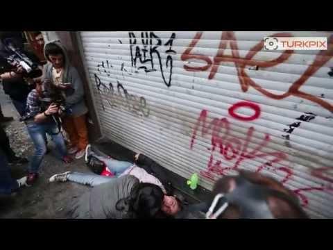 Taksim Gezi Parkı protestosunun yıldönümü olayları/First Anniversary of Gezi Park Protests 31052014