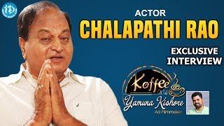 Chalapathi Rao Uncovered | Exclusive Interview