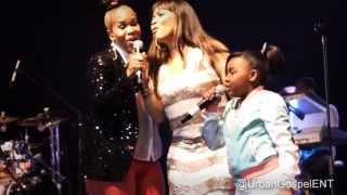 Season 3 Mary Mary Sings With Daughter, Krista Campbell At