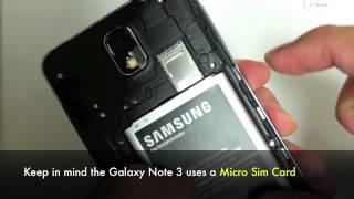 Unlock Samsung Galaxy Note 3 How To Unlock Galaxy Note 3