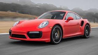 2017 Porsche 911 Turbo S Hot Lap! - 2017 Best Driver's Car Contender. MotorTrend.