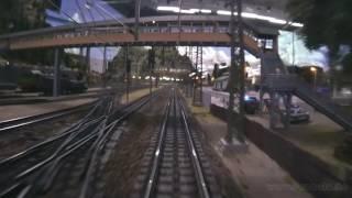 Führerstandsmitfahrt zum Modellbahnhof Freilassing Hans-Peter Porsche TraumWerk Modellbahn