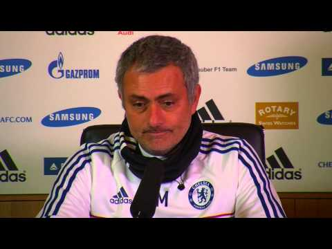 Jose Mourinho's full rant at 'moaning' Arsene Wenger