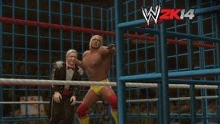 """WWE 2K14"" How-To: Hulk Hogan Vs. King Kong Bundy At"