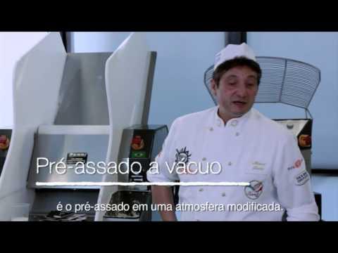 CURSO CONGELAMENTO DE PÃES - PRÉ-ASSADOS