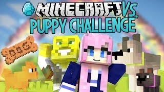 Puppy Challenge | Modded Minecraft VS.